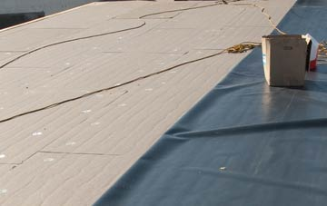 disadvantages of Auchinairn flat roof insulation