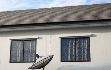 Auchinairn rubber roof costs
