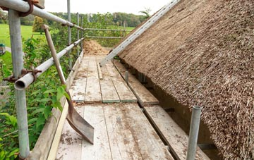 advantages of Auchinairn thatch roofing