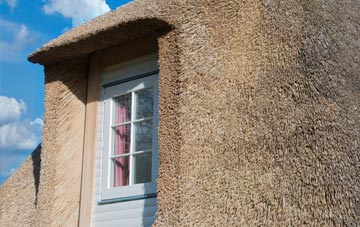 Auchinairn thatch roof disadvantages