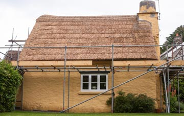 Auchinairn thatch roofing costs